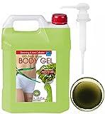 Gel de Algas Marinas para Envolturas Corporales y Baño ● Listo para usar 1000 g