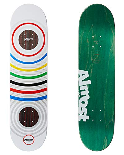 Almost Ring Games Impact Skateboard Deck 8 inch Cooper Wilt