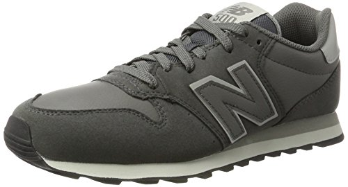 New Balance 500, Baskets Homme, Marron (Brown/Grey Sgg), 42 EU
