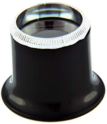 Uhrmacherlupe Swiss Style Uhrmacher Juwelier Lupe Vergrößerungsglas Augenlupe 10-Fach