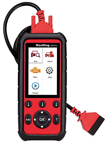 Autel MaxiDiag Advanced MD808 Diagnostic Tool