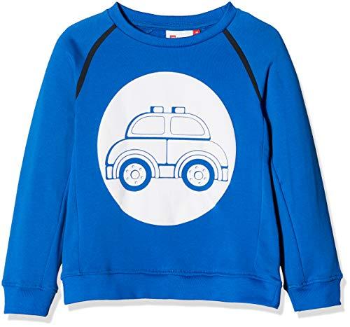 LEGO Wear Lego Wear Baby-Jungen DUPLO Boy Sander 702 Sweatshirt, Blau (Blue 569), 80