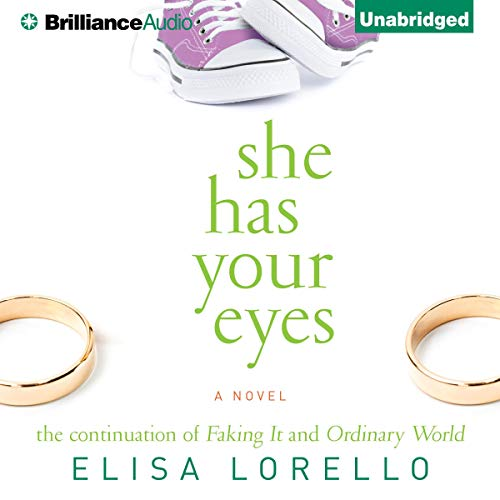 She Has Your Eyes audiobook cover art
