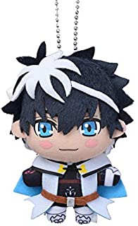 Fate Extella Link Saber Charlemagne Character Plush Key Chain Mascot Ball-Chain Collection Anime Art