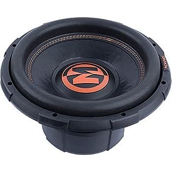 Memphis Audio MJP1222 12  MOJO 750W Pro Subwoofer 2 Ohm Dual Voice Coil