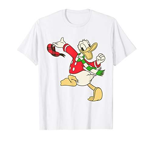Disney Vintage Donald Duck Holiday T-Shirt