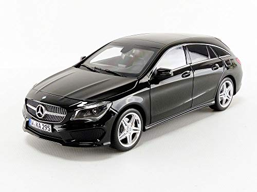 Norev NV183598 Black 1:18 2015 Mercedes-Benz CLA Shooting Brake – Schwarz