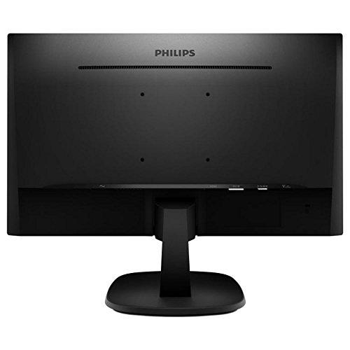 Philips 273V7QDSB - 27 Zoll FHD Monitor (1920x1080, 75 Hz, VGA, DVI, HDMI) schwarz