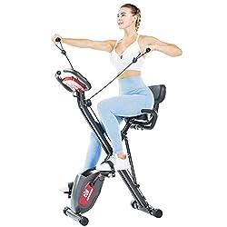 Image of ADVENOR Exercise Bike...: Bestviewsreviews