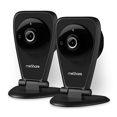 meShare Security Camera 1080p (2 Pack)