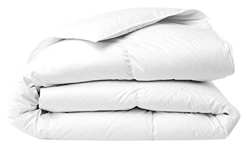 The House of Emily Emperor Size 290cm x 235cm (For 7FT x 7FT Beds) Microfiber Soft as Goose Down 4.5 Tog Summer Duvet
