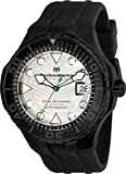 Technomarine TM-118085 Cruise Men's 48mm Automatic Black-Tone Steel White Dial