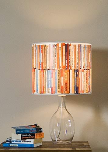 Lampenschirm Buch