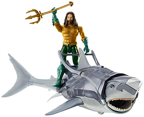 JUSTICE LEAGUE FGG84-Aquaman 12 pollici Action figure-DC Supereroe giocattolo 30cm.