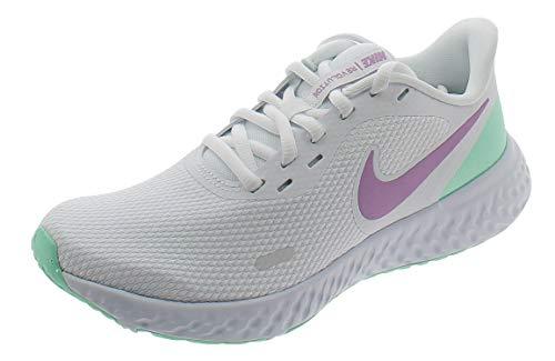 Nike Scarpe Sportive Wmns Revolution 5 BQ3207111 Donna Grigie Grigio 36.5 EU