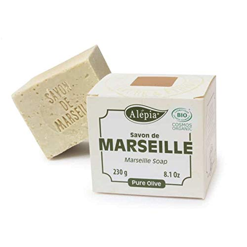 Alepia Savon de Marseille Pure Olive Bio