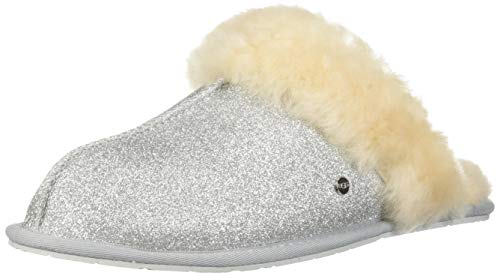 UGG Scuffette II Sparkle Argent - 36