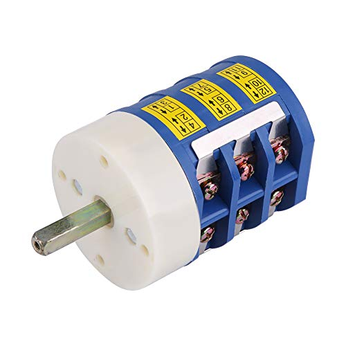 Interruptor de marcha atrás del motor de la máquina del cambiador de neumáticos-Vobor, interruptor del pedal de la mesa giratoria de 220V/380V 40A