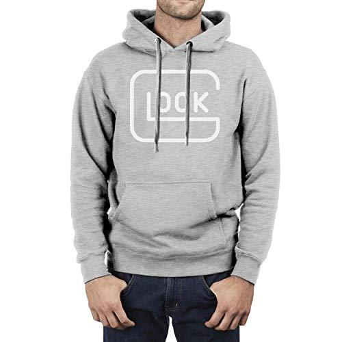 Men's Best Sweatshirt Kangaroo Pocket Pill Resistant Stretchable Hoodies Powerblend Hooded Clothes