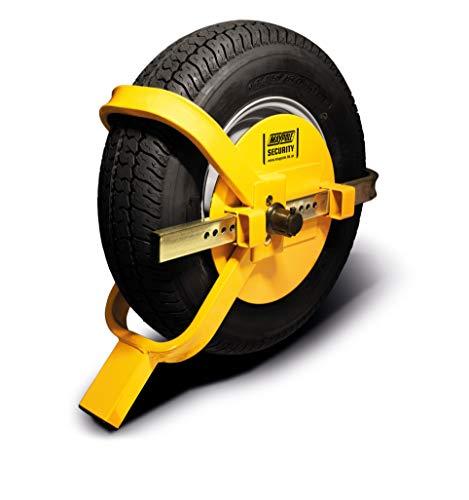 Antivol roue de remorque