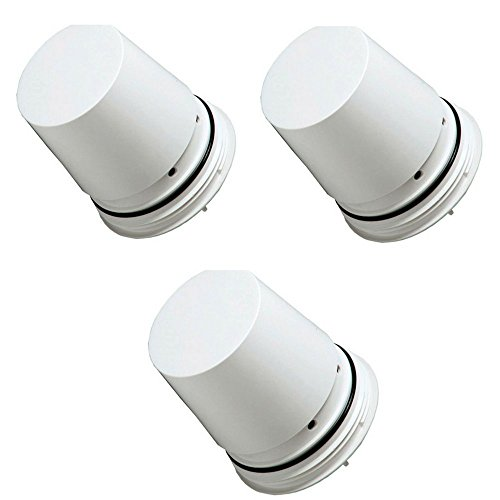 Culligan FM-15RA Level 3 Faucet Filter Replacement Cartridge (3, White)