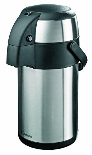 Bartscher Isolierkanne mit Pumpsystem 2,5 Liter