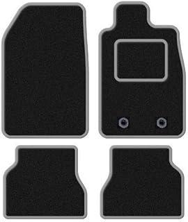 For Nissan Qashqai 2007-2014 Black Tailored Floor Car Mats Carpet //Rubber