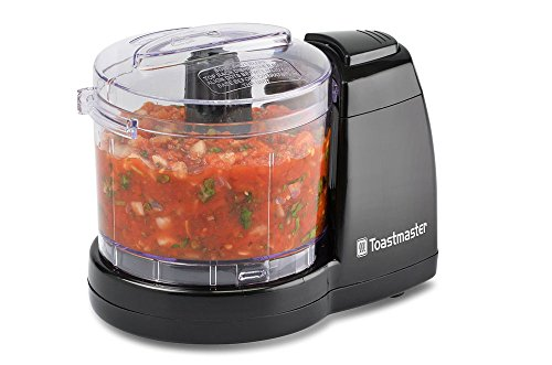 Toastmaster 1.5 Cup One-Touch Mini Food Chopper