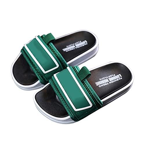 YXCKG Zapatillas Informales Chanclas Zapatos De Playa Y Piscina Zapatillas De Verano para Niños, Zapatillas para Exteriores, Zapatillas De Baño, Zapatillas Deportivas para Niños