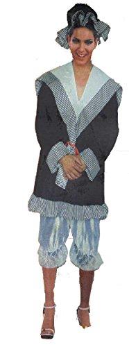 Disfraces Alegria Marinera Infantil 7-10 años