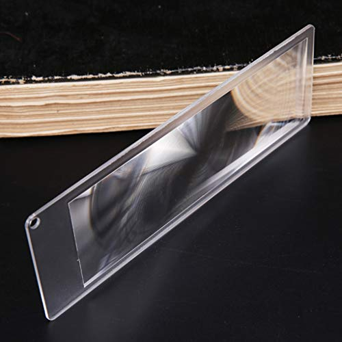 Lesen Lupe Lil 10X-Handkarten-Vergrößerungsglas, das altes Mann-Lesevergrößerungsglas-HD-Leichtgewichtler liest