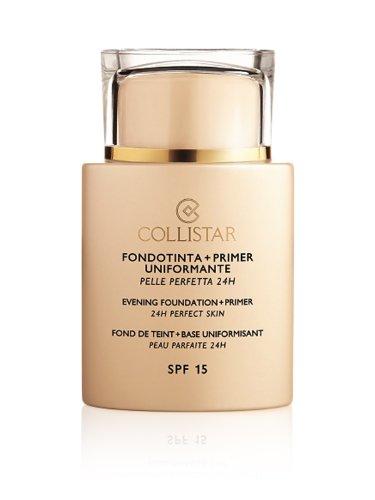 Collistar Fondotinta+Primer Uniformante (SPF 15, Colore 3, Sabbia) - 35 ml.
