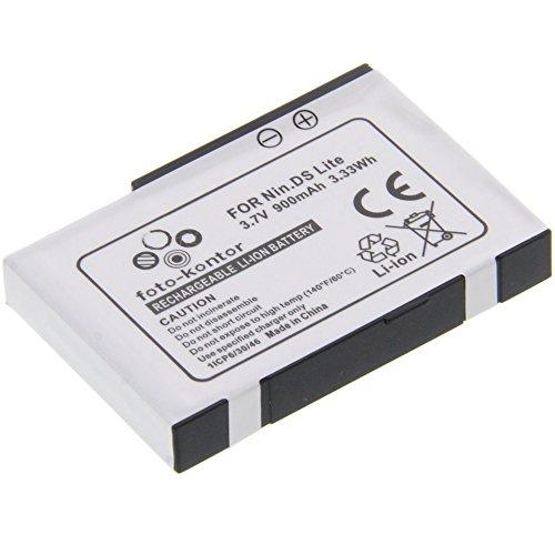 foto-kontor Power Akku Li-Ion für Nintendo DS Lite