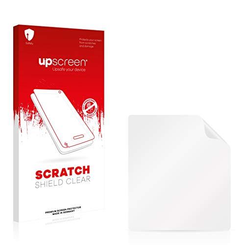 upscreen Protector Pantalla Compatible con Tomtom Bandit Película Protectora – Transparente, Anti-Huellas