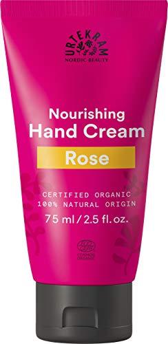 Urtekram Rose Handcreme BIO, reine Verwöhnung, 75 ml