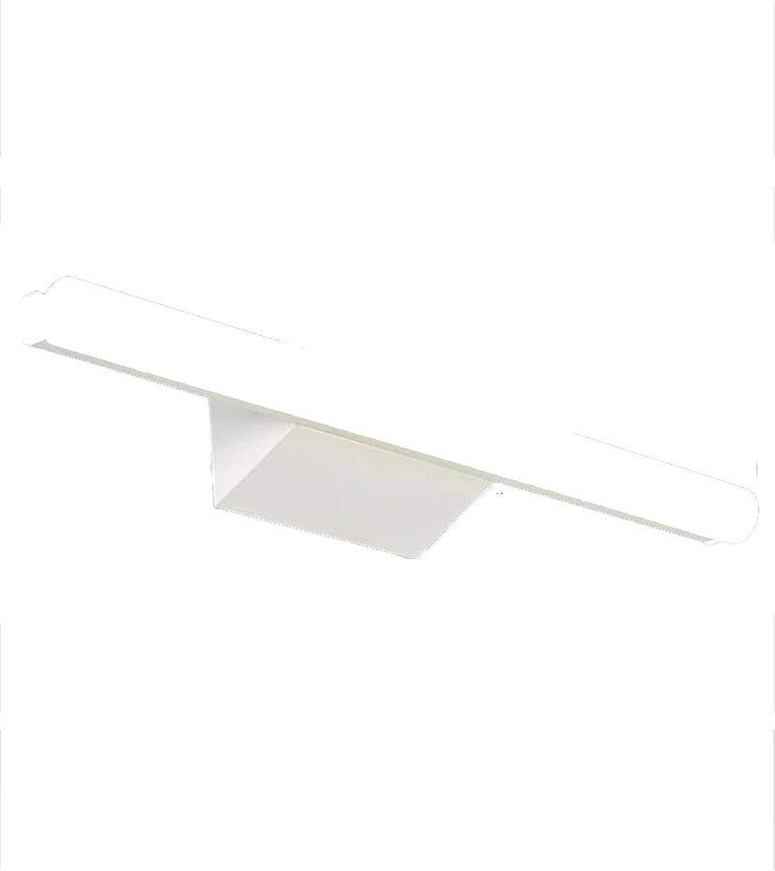 Badezimmerspiegel Leuchten - Led Bügeleisen Acryl Schatten Wasserdicht Beschlagfrei Spiegel Vorne Licht Bad Mode Einfach Und Modern Make-Up-Spiegel Licht - Make-Up-Spiegel Scheinwerfer (Gr