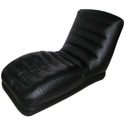 LWH Aufblasbares Sofa,81cmx172cmx91cm,Wasserdicht,Auslaufsicher und Tragbar,Ideales Luftsofa für Strand Hinterhof Pool Party