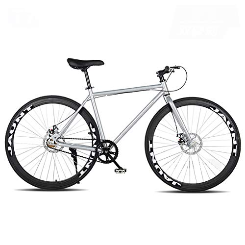 CPY-EX Bicicleta de Carretera, Bicicleta de montaña, de 26 Pulgadas, Doble Freno de Disco, 40-Blade, Bicicletas para Hombres y Mujeres (Neumático Neumático),D