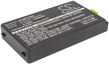 Battery Replacement for Symbol MC3100, MC3190