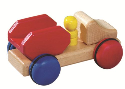 Fagus 12.09 mini-Container-LKW [Spielzeug]