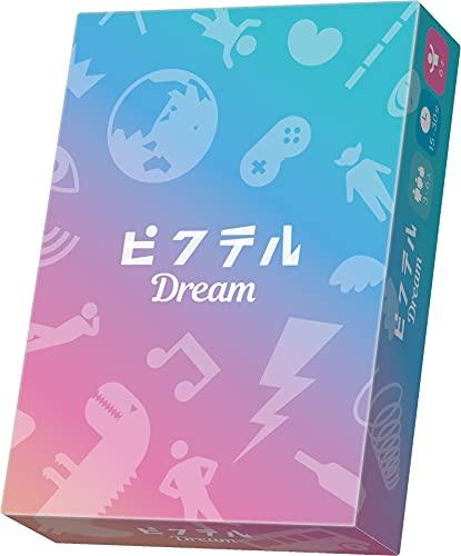 アークライト ピクテル Dream (3-6人用 15-30分 6才以上向け) ボードゲーム