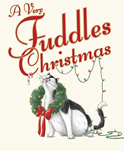 A Very Fuddles Christmas: Preschoolers, Toddlers & Kindergarteners (English Edition)