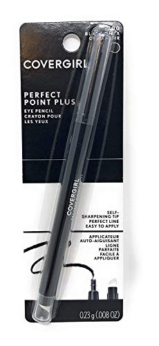 CoverGirl Perfect Point Plus Eyeliner - Black Onyx 200 - (Pack of 3)