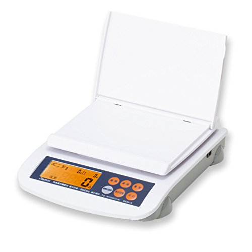 アスカ 料金表示デジタルスケール 最大計量3kg 国内郵便料金を瞬時に表示 バックライト付き液 DS3010