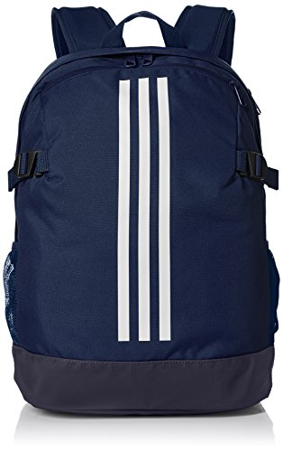 adidas BP Power IV M Gym Backpack, Collegiate Navy/White, M