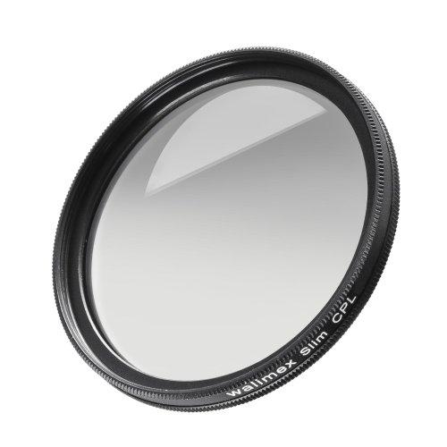 Walimex Pro Polfilter zirkular slim 77 mm (inkl. Schutzhülle)