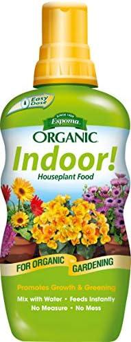 PLANT FOOD INDOOR! 8OZ