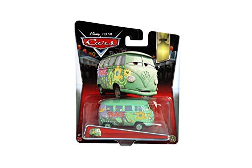 Disney Cars Cast 1:55 - Fahrzeugauswahl Sort.1 0 0 Fillmore - Bully