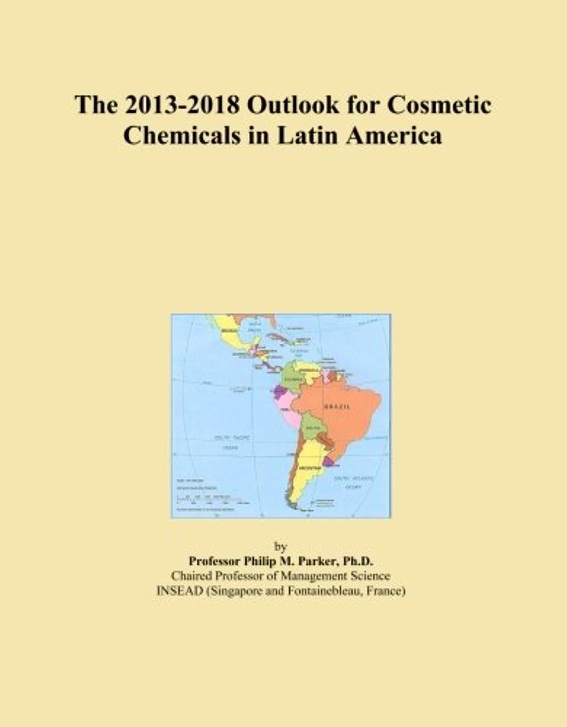 ワイプマトリックス落ち着くThe 2013-2018 Outlook for Cosmetic Chemicals in Latin America