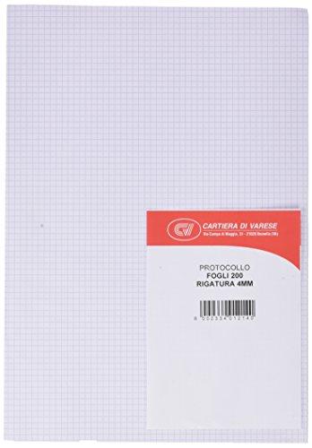 Cartiera di Varese PRO2640 Foglio Protocollo
